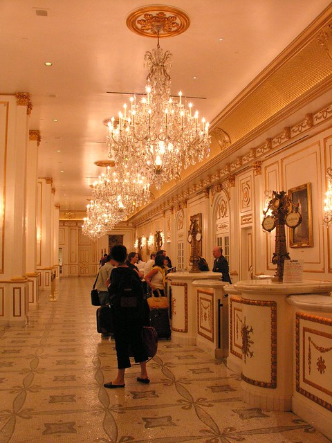 paris casino hotel check in counter las vegas flickr