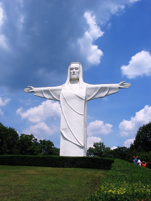 Stumpy Christ Of The Ozarks Flickr Photo Sharing