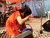 Mitama matsuri freak show