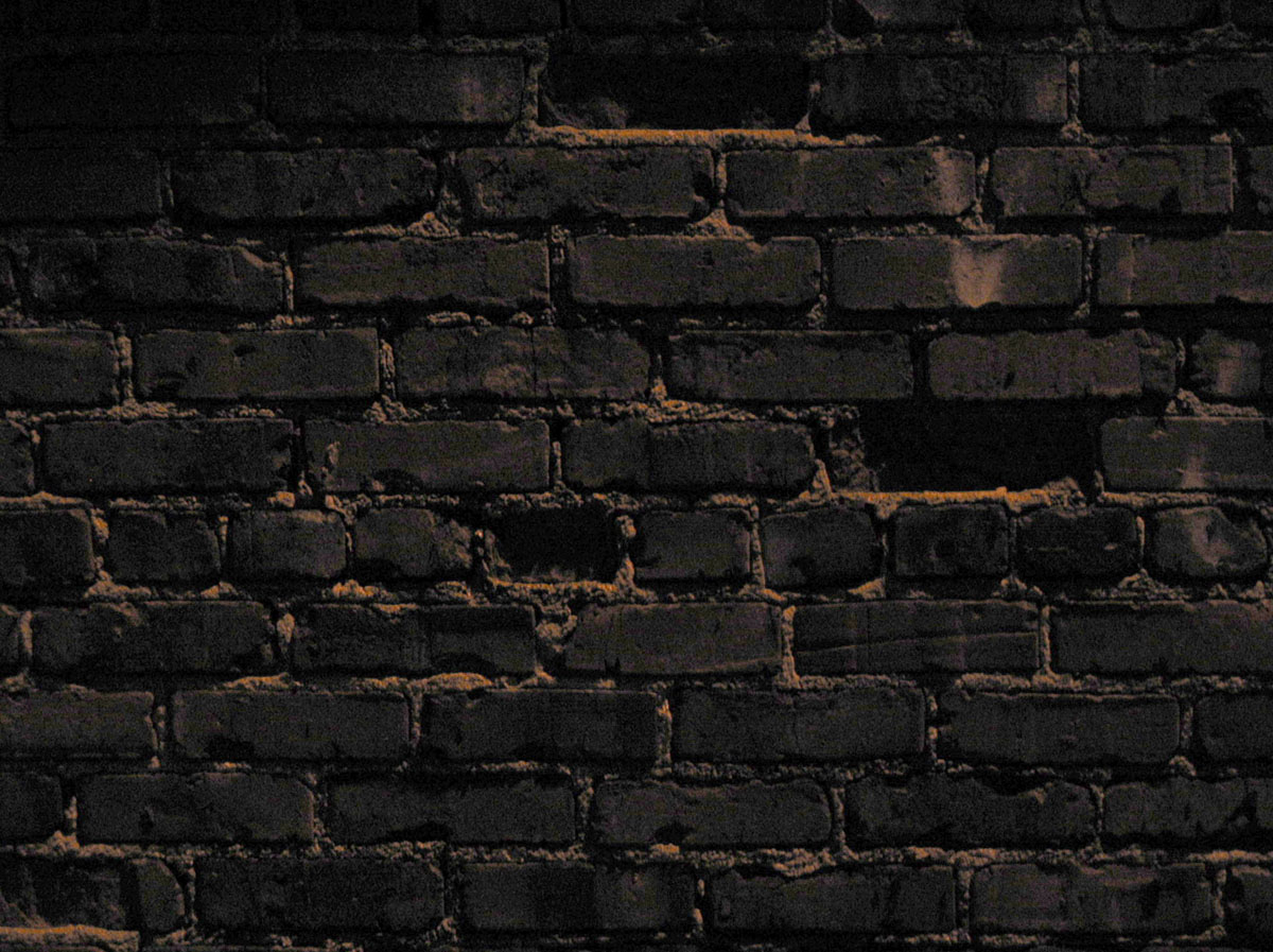 brick wall at night a photo on flickriver. Black Bedroom Furniture Sets. Home Design Ideas