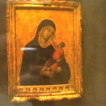 Duccio, Madonna and Child