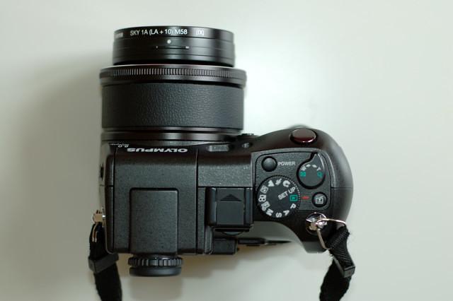 Olympus C-8080 Wide Zoom inkl. 512 MB CF