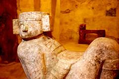 Chichén Itzá's Chac Mool