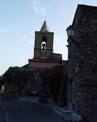 Grimaud Village, southern France Sept. 2004