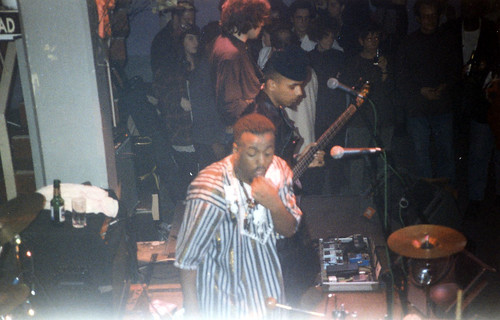 Jazz Cafe - African Jazz Funk