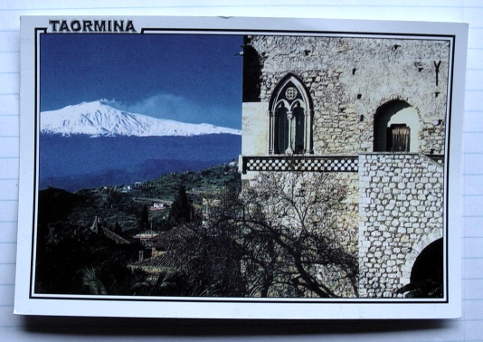 Martha postcard (front)