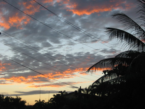 kingston georgetown guyana sunrise