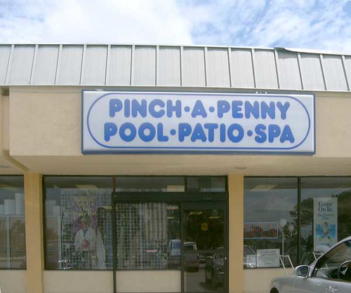 Pinch A Penny Pool Patio Spa New Smyrna Beach Fl