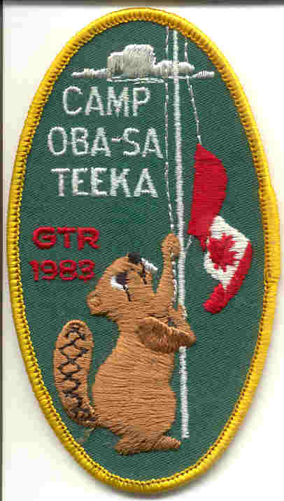 Camp Oba-Sa Teeka