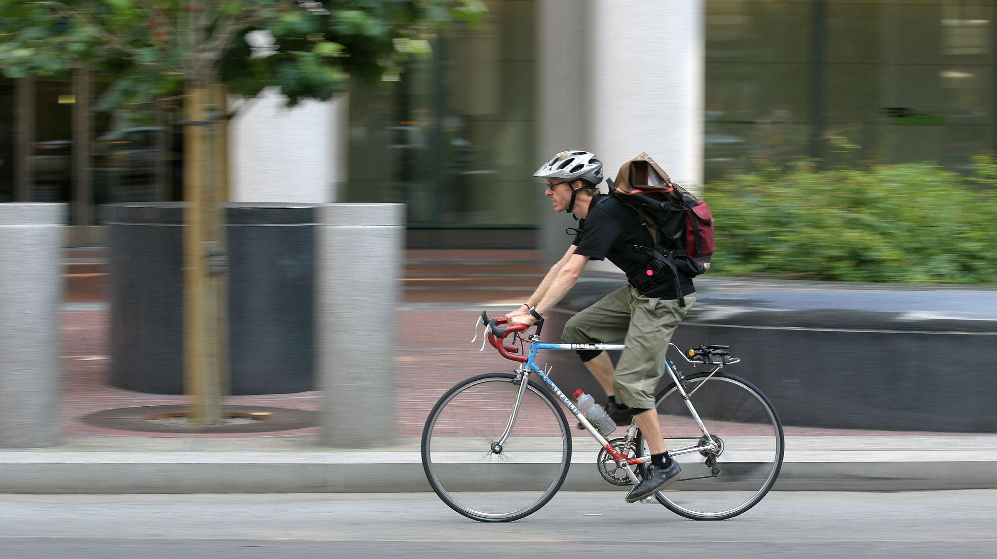Bicycle Messenger
