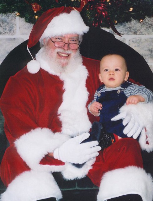 James' First Christmas