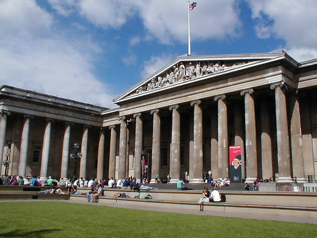 The British Museum by flickr user moria