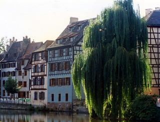 Strasbourg, Alsace, France 1987
