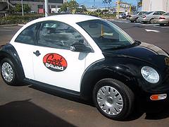 automobile(1.0), volkswagen beetle(1.0), automotive exterior(1.0), wheel(1.0), volkswagen(1.0), vehicle(1.0), automotive design(1.0), volkswagen new beetle(1.0), subcompact car(1.0), city car(1.0), sedan(1.0), land vehicle(1.0),