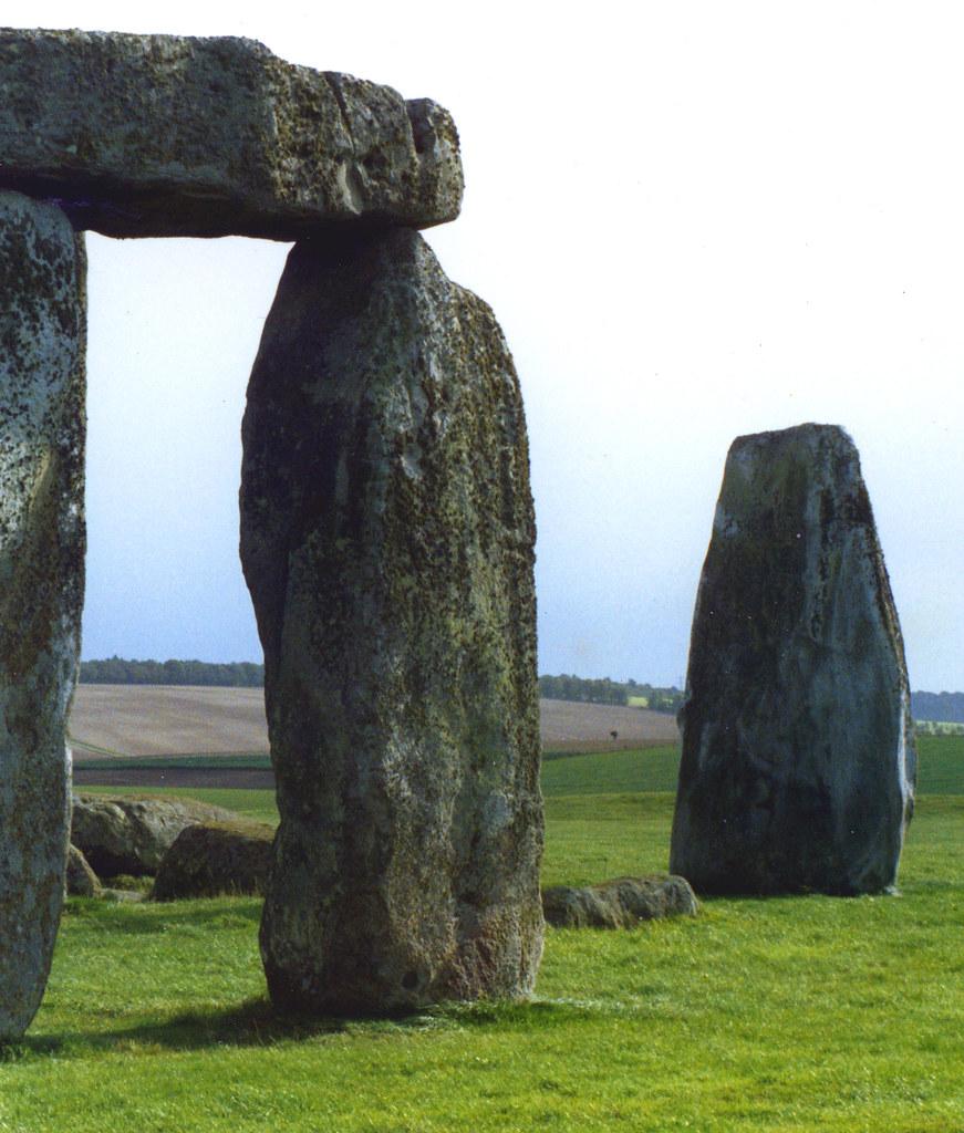 Stonehenge, Wiltshire, England 1987