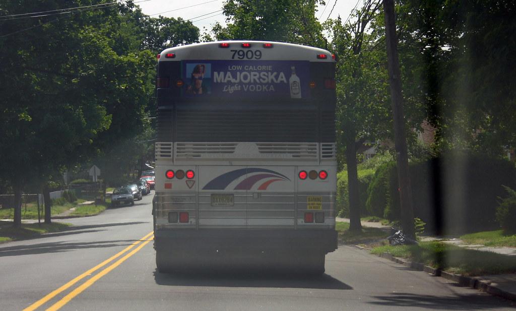 Missed bus