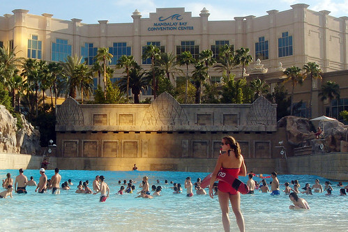 Mandalay Bay Wave Pool
