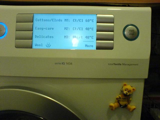 Siemens Iq Washing Machine Siemens Iq1434 Washing Machine Flickr