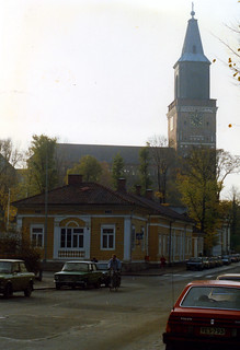 Turku Cathedral, Finland 1987