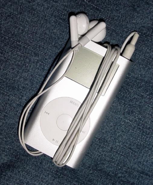 Magnus the iPod Mini