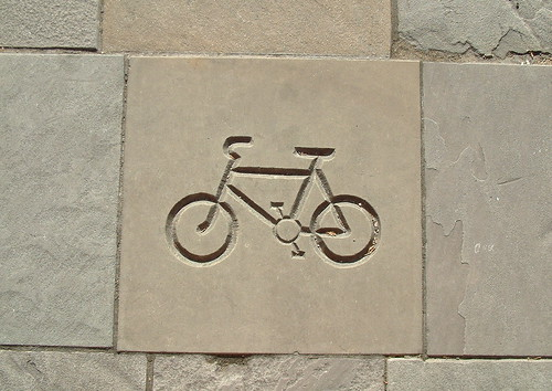 my favourite paving stone
