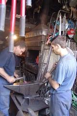 blacksmith, Damascus