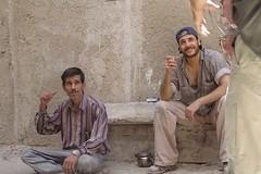builders, Damascus