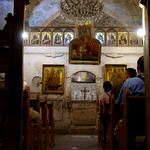 Chapel at Mar Sarkis, Maaloula
