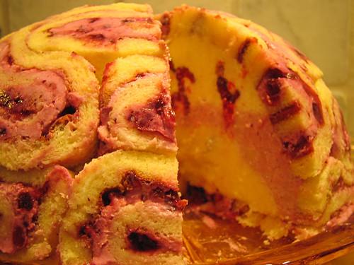 Bavarian Cream Filling For Wedding Cakes