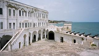 Cape Coast British Slave trade HQ