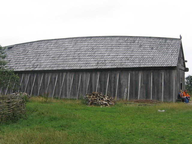 Viking Longhouse Flickr Photo Sharing