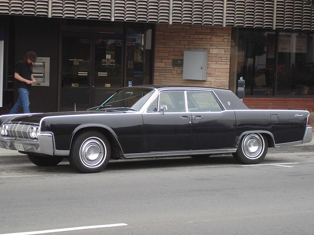 1964 lincoln continental flickr photo sharing. Black Bedroom Furniture Sets. Home Design Ideas