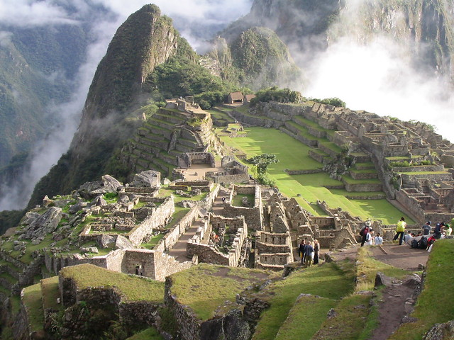 Photo:View of Machu Picchu from the Caretaker's house By:andreweland