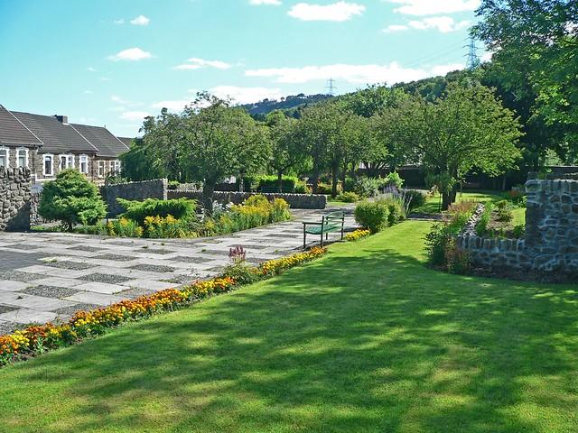 Aberfan Disaster: Children's Memorial Garden