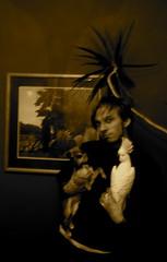 Jonathan & Bianca (& The Cockatoo)