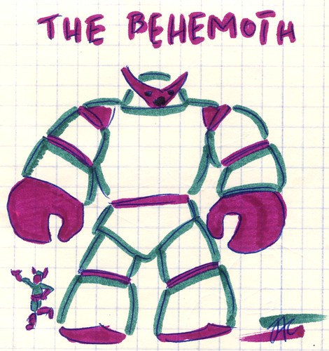 The Behemoth, 1984