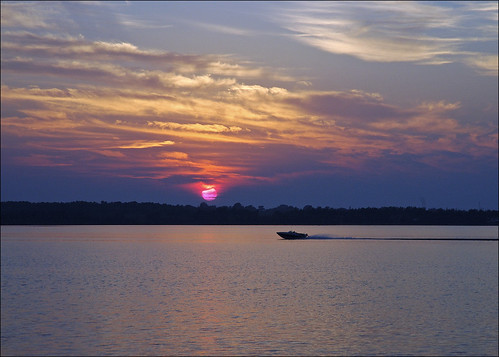 marmac sunset northernontario manitoulin