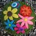Flower Garden Pincushion by Bella Dia