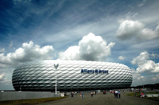 Munich Allianz Arena Flickr Photo Sharing