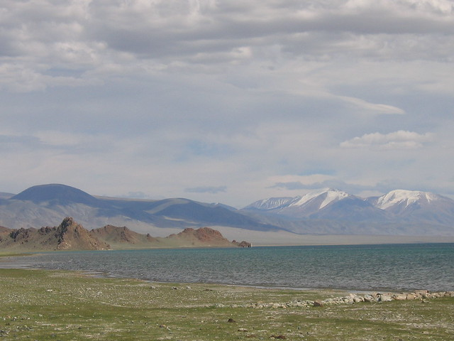 Scenic Landscapes in Mongolia by flickr user tiarescott