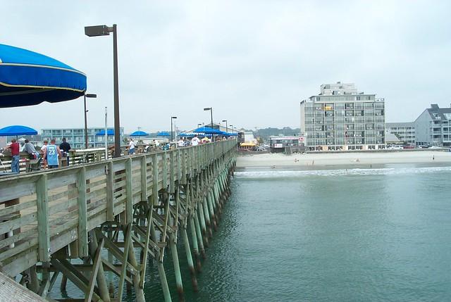 garden city sc garden city pier by randy 39 s world