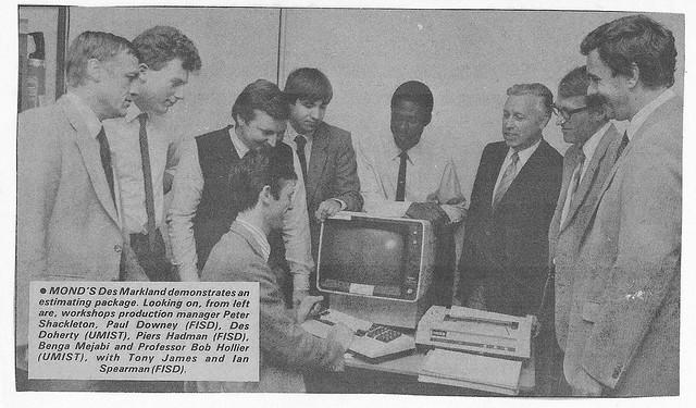 ICI Mond Division 1984