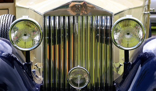 Rolls Royce by UK Yorkie