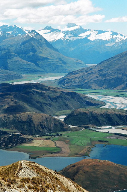 Mt. Roy, New Zealand
