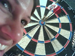 dartboard, indoor games and sports, individual sports, sports, recreation, games, darts,