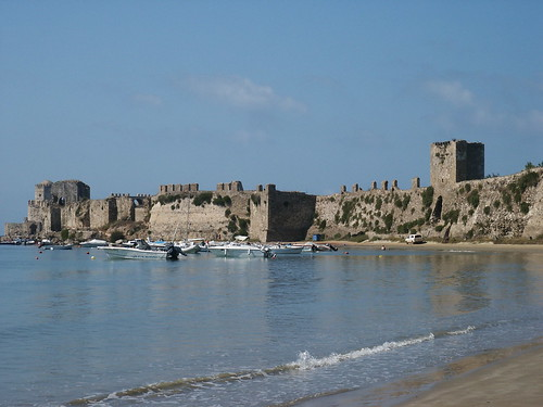 Methoni burcht