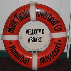 sign, lifebuoy, circle, inflatable,
