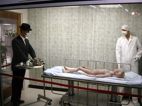 Alien Autopsy - Roswell UFO Museum