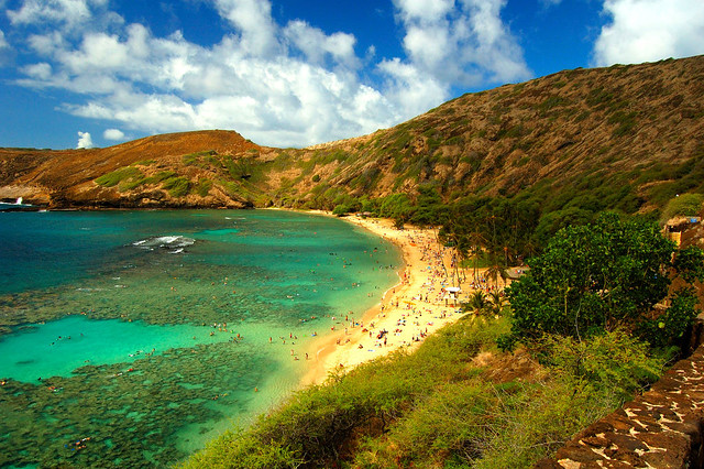 Feel Hanauma Bay Through Awesome Pictures