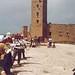 Medieval - Els arquers amb el castell al fons1